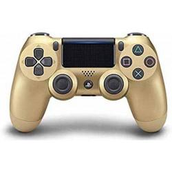 دسته پلی استیشن Dual Shock 4 سری اسلیم Gold