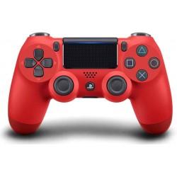 دسته پلی استیشن Dual Shock 4 سری اسلیم Magma Red