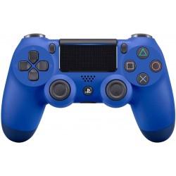 دسته پلی استیشن Dual Shock 4 سری اسلیم Wave Blue