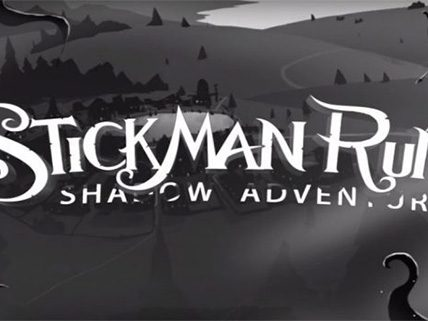 Stickman Run:Shadow Adventure