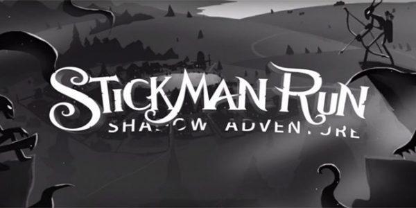 Stickman Run:Shadow Adventure